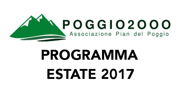 Programma Estate 2017